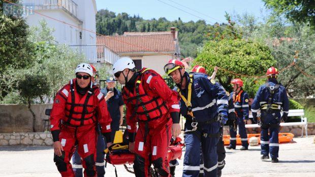 U potresu i požaru u uljari u Preku svi su spašeni i na vrijeme zbrinuti