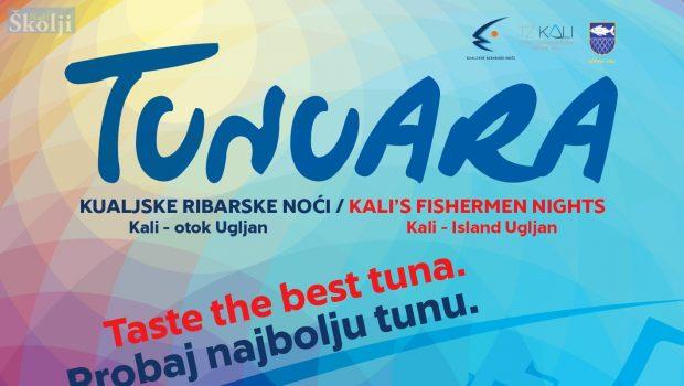 Kualjske ribarske noći – Tunuara od 18. do 20. srpnja