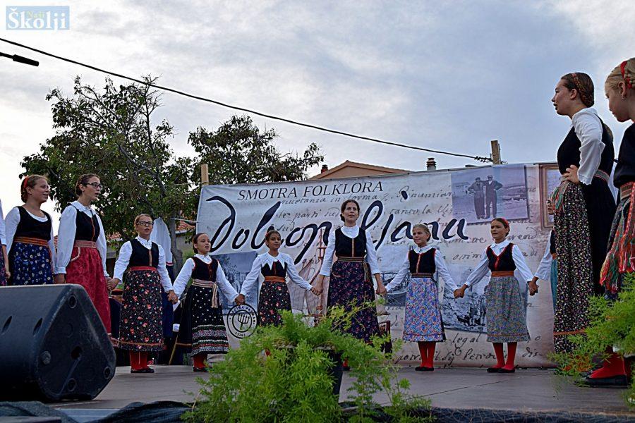 Održana 18. Međunarodna smotra folklora u Dobropoljani