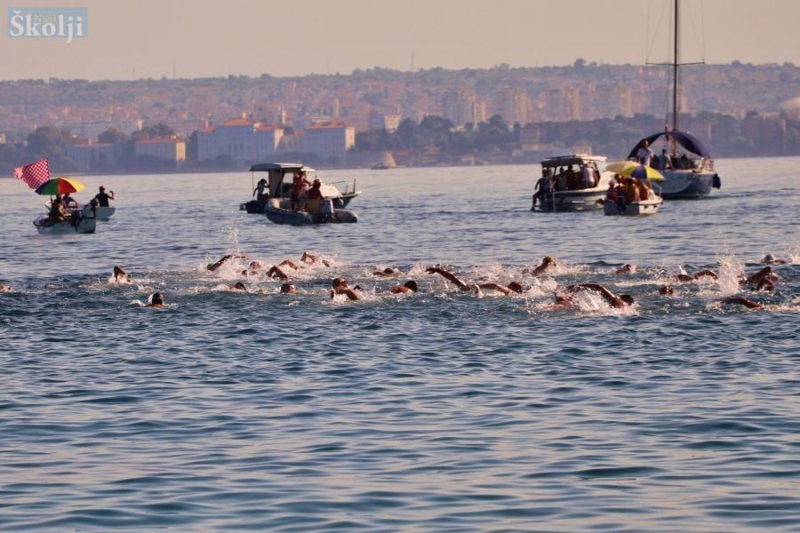 Otvorene prijave za 47. plivački maraton Preko – Zadar