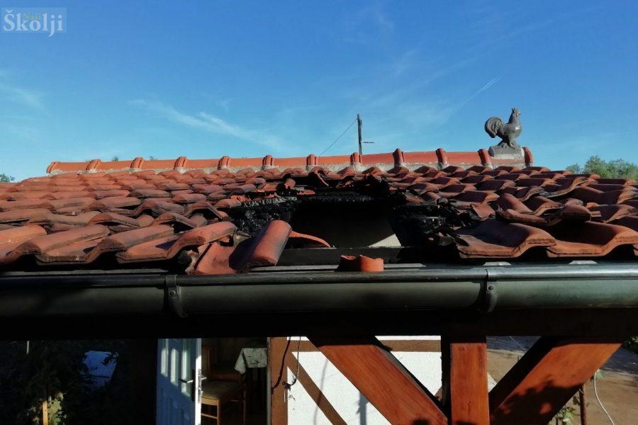 Poljana: Drugi put u godinu dana podmetnut požar na istoj kući