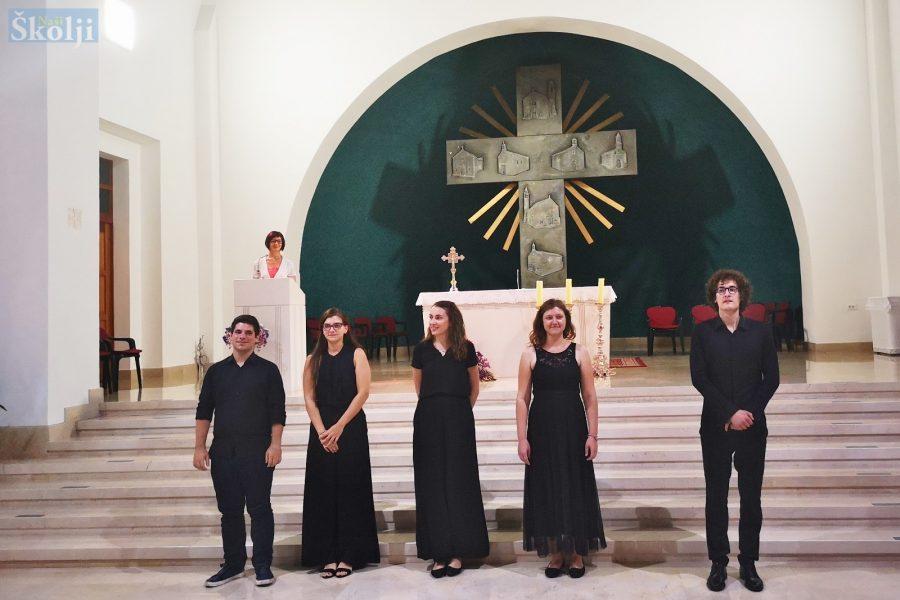 Gostovanje studenata Muzičke akademije u Zagrebu u preškoj crkvi
