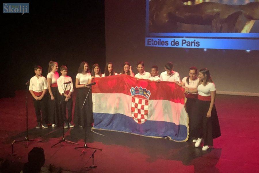 Dječja klapa Baliniera osvojila prvo mjesto na festivalu u Parizu!!!