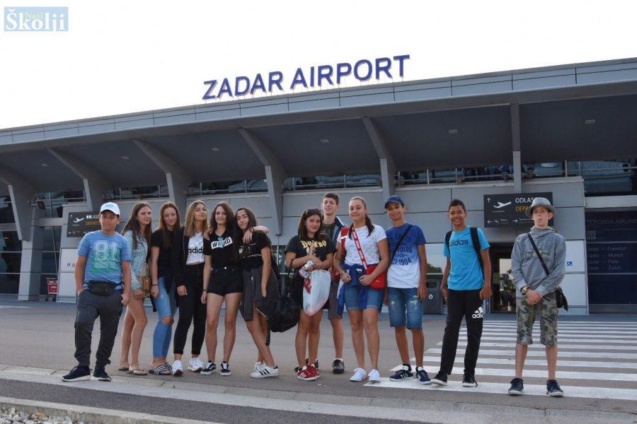 Dječja klapa Baliniera otputovala na veliko natjecanje u Pariz