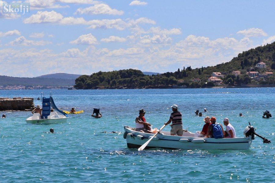 Ugljan među sedam otoka koji bilježe rast turističkih dolazaka