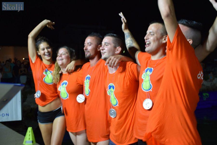 City Games: Najspretnija ekipa Srdela iz Dobropoljane