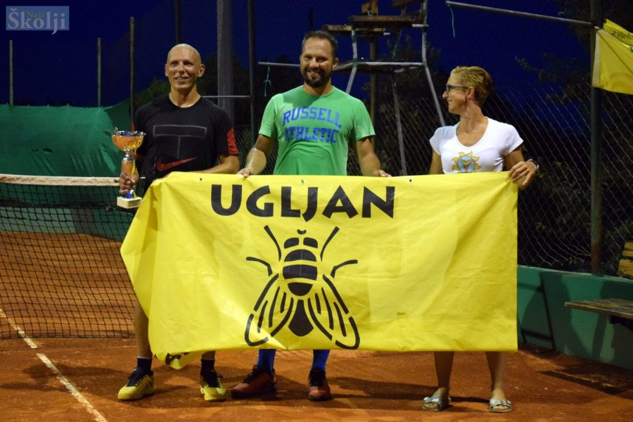Zoran Muhek i ove godine osvojio teniski turnir Ugljan Open 2019.
