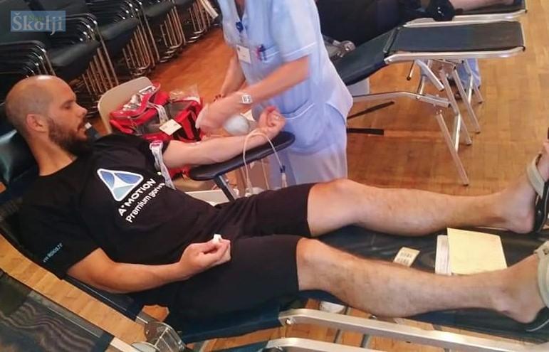U ljetnoj akciji u Kalima prikupljeno 47 doza krvi