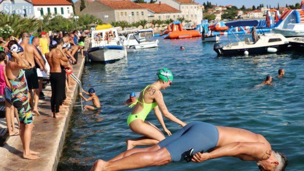 47. plivački maraton Preko – Zadar