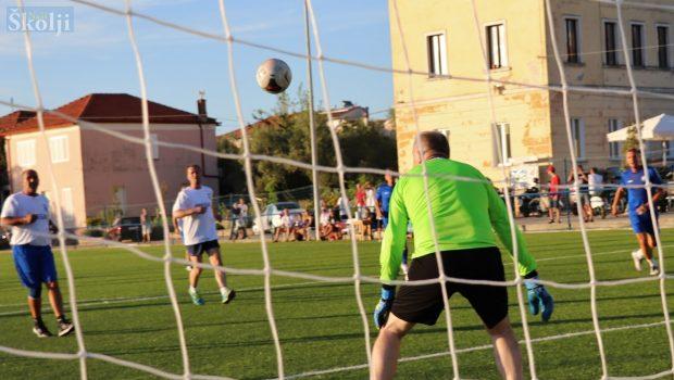 Finale Kupa otoka i revijalna utakmica veterana