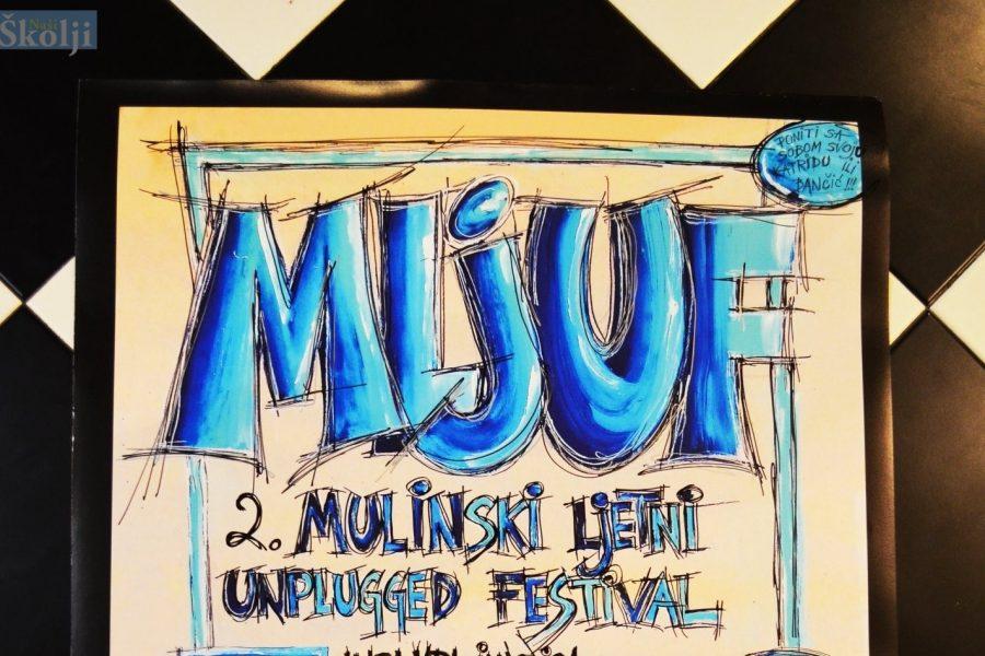 Na MLJUF festivalu u Mulinama Udruga Điran izvodi novi igrokaz