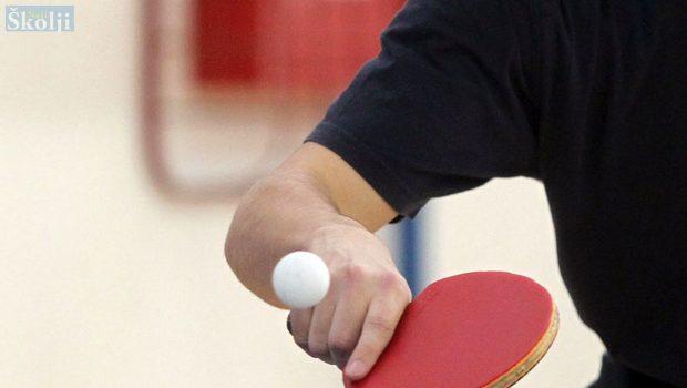 Turnir u stolnom tenisu u POU Dom na žalu