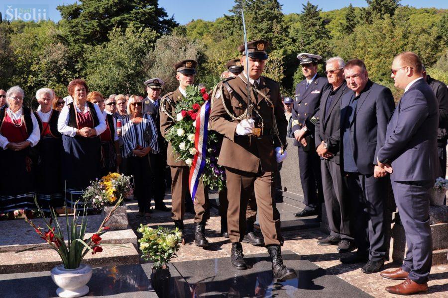 Svečano obilježavanje 28. godišnjice osnutka Otočkog bataljuna