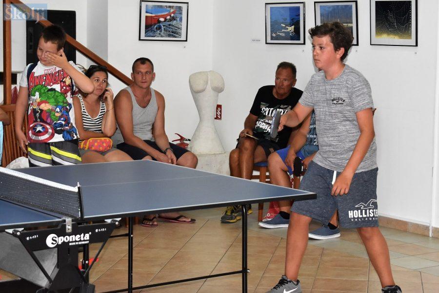 13-godišnji Vito Manola slavio u seniorskoj konkurenciji