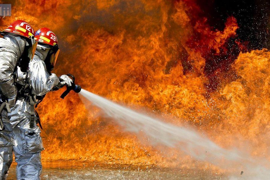 Požar u Neviđanima izazvan nepažnjom 49-godišnjeg muškarca