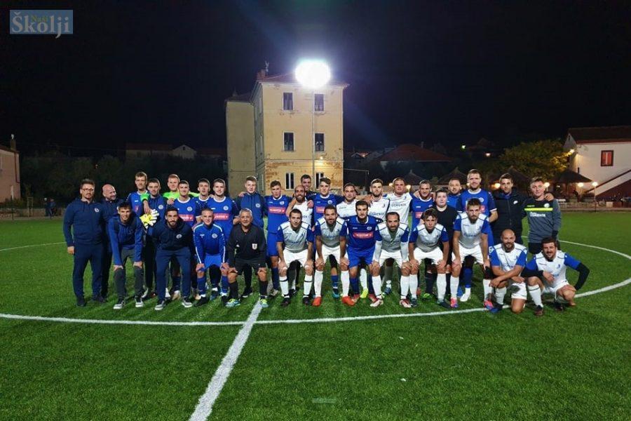 U prijateljskoj utakmici NK Zadar pobijedio NŠK Sv. Mihovil 10:2