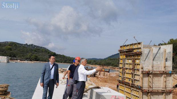 Župan Longin u obilasku 500 milijuna kuna vrijednih projekata