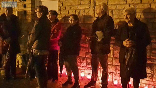 Svijeće i sjećanje na žrtve Vukovara, Škabrnje, Nadina
