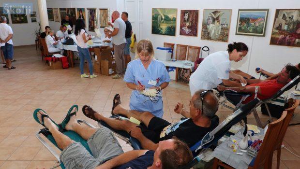 Treća, posljednja ovogodišnja akcija darivanja krvi DDK Preko