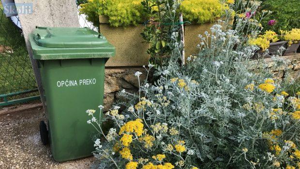 Zbog božićnih blagdana promjena termina odvoza otpada s Ošljaka i Rivnja