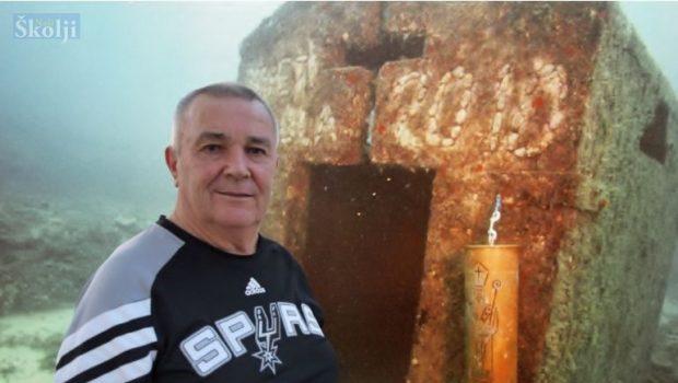 Podmorje Kukljice već deset godina krije kapelu sv. Nikole biskupa