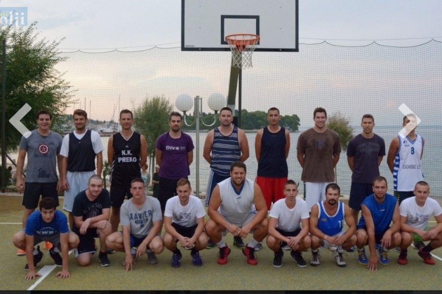 Kreće liga košarkaških amatera LIKAR: Preko brani boje zadarskih otoka