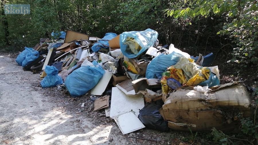 Pokrenut sustav za prijavljivanje divljih deponija otpada