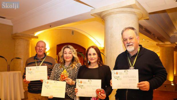Na Festivalu maslina u Zagrebu ugljanski maslinari osvojili pet medalja
