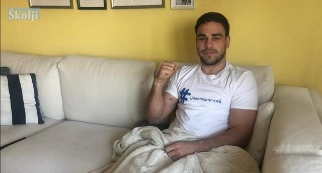 Saljanin Toni Filipi prvi hrvatski sportaš pozitivan na koronavirus