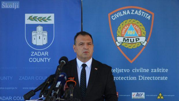 Ministar Beroš u Zadru: Pridržavajte se mjera jer se samo tako možemo vratiti u normalan život!
