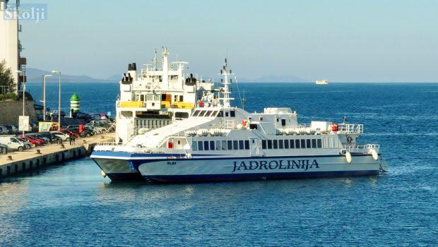 Proširenje gradske luke zbog brodske linije Zadar – Preko