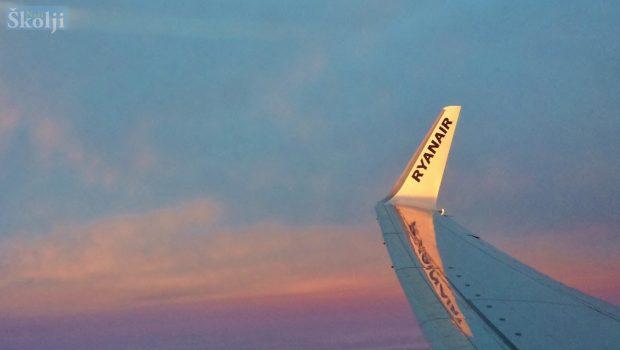 Iz Zadra Ryanairom u 10 europskih gradova, 24 planirane linije nisu u prodaji