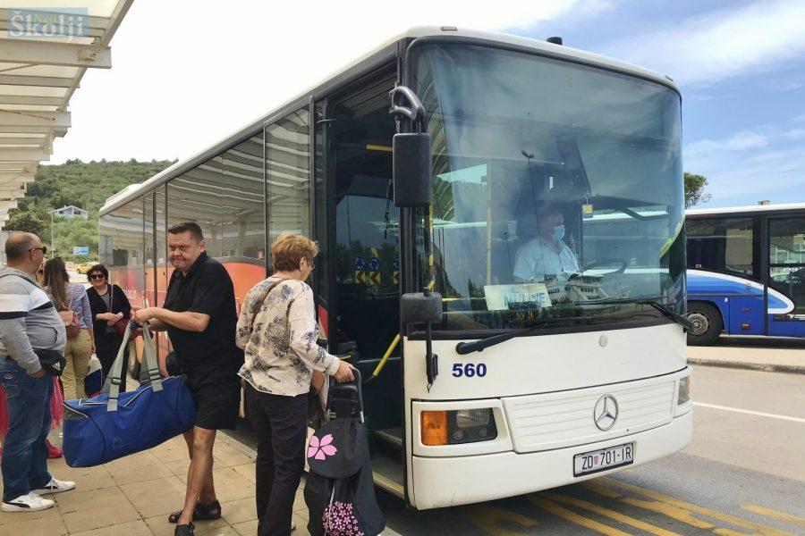 Novi, privremeni, vozni red za otoke Ugljan i Pašman