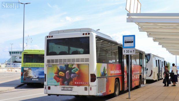 Novi red vožnje autobusa na Ugljanu i Pašmanu