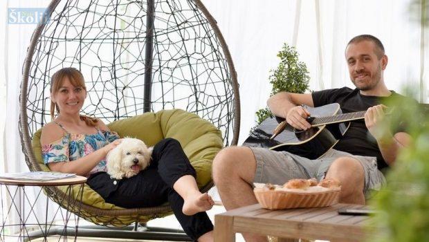 Bračni par iz Zagreba već dva mjeseca s Pašmana vodi svoju svjetski uspješnu tvrtku