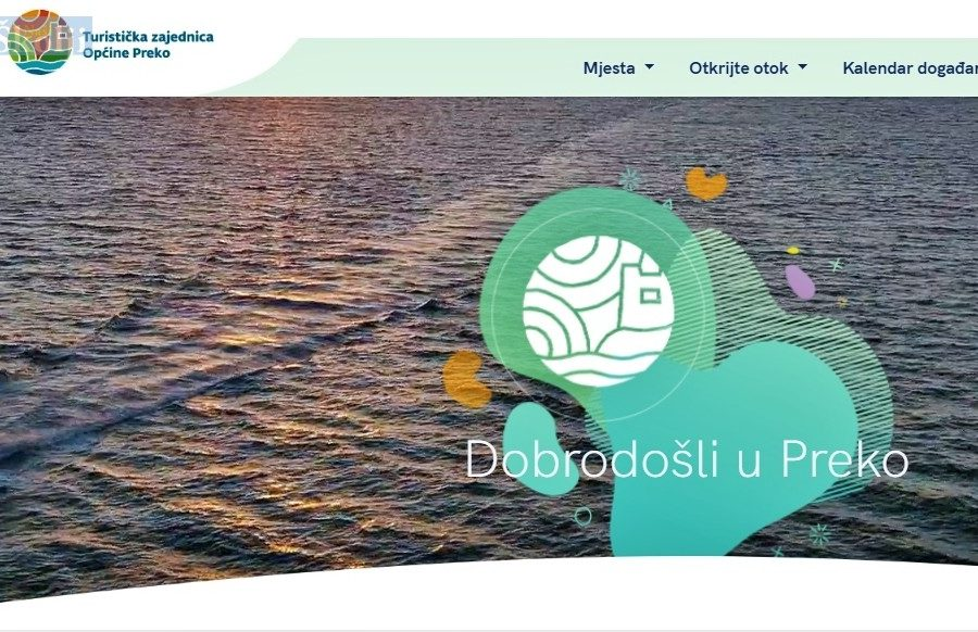 Upute za potvrde rezervacije smještaja na web stranici TZO Preko