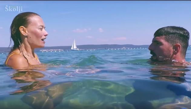 Svjetski model Nevena Djumović Prižmić snimila promotivni video za svoj Pašman