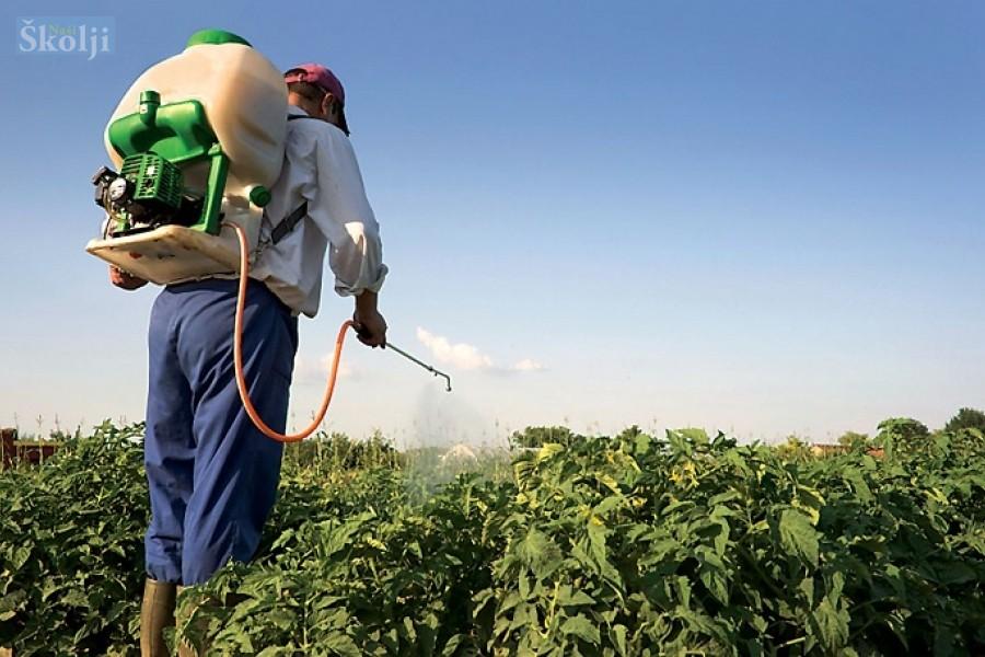 POU Dom na žalu: Dopunska izobrazba o sigurnom rukovanju pesticidima