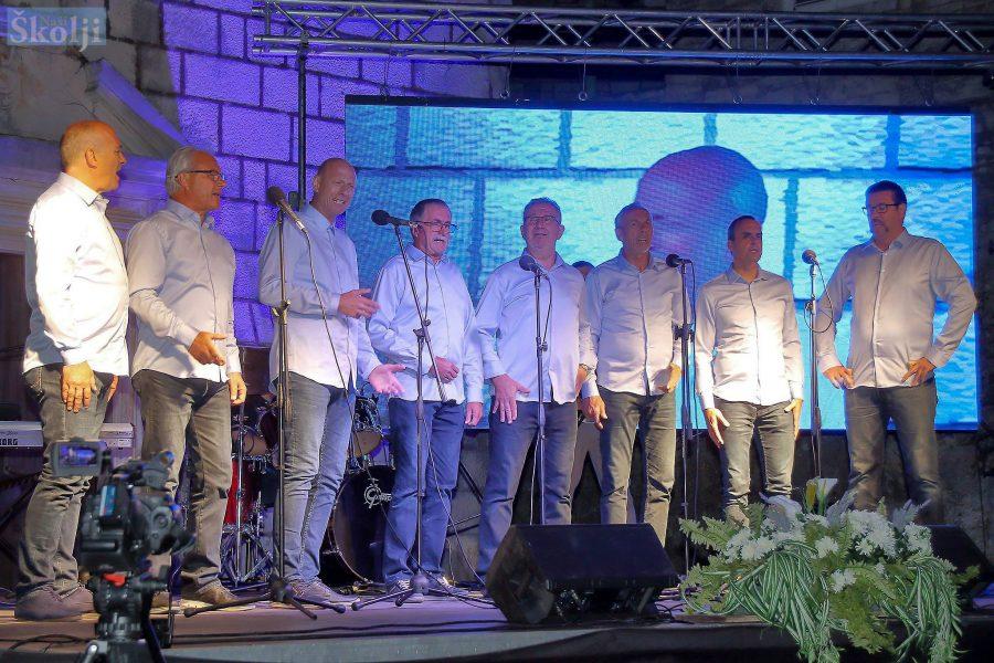 Basket klapi otoka Ugljana 2. nagrada žirija na Festivalu Marka Pola u Korčuli