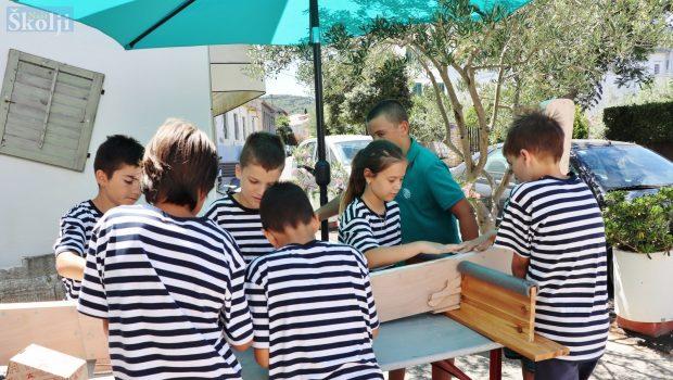 Preko: Mala škola brodogradnje