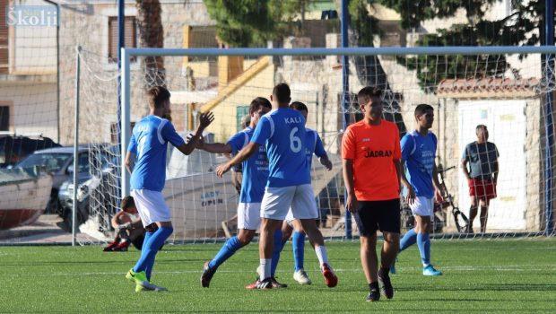 Četvrtfinale Kupa otoka: Kali i Banj uvjerljivo do prednosti