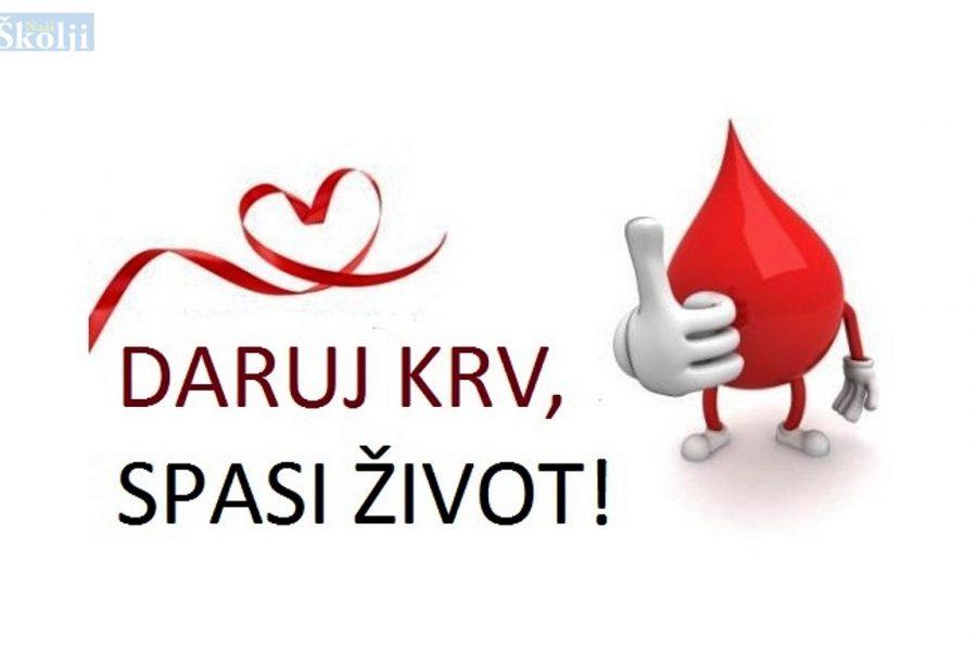 DDK Preko organizira akciju dobrovoljnog darivanja krvi