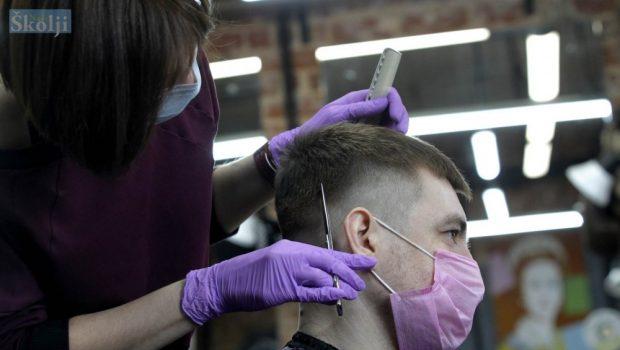 Maske obavezne i u poštama, bankama, kod frizera i pedikera