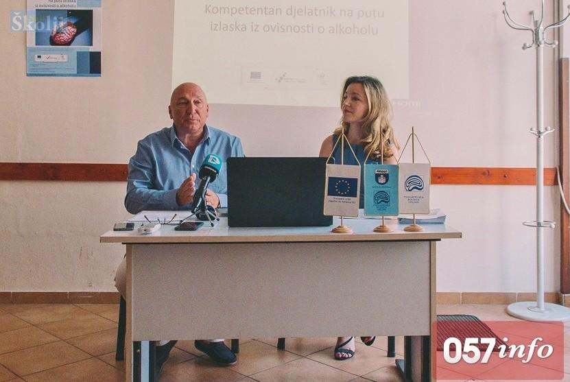 Projekt PB Ugljan: Educiranje djelatnika u borbi s alkoholizmom