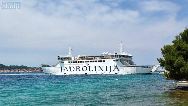 IZBORNA NEDJELJA Izmjena plovidbenog reda na liniji Preko – Ošljak – Gaženica