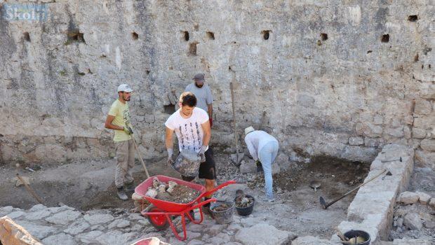 U Tvrđavi sv. Mihovila arheolozi otkrili kapetanovu kuću građenu oko 1400. godine