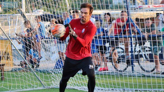Krševan Santini potpisao za Lokomotivu