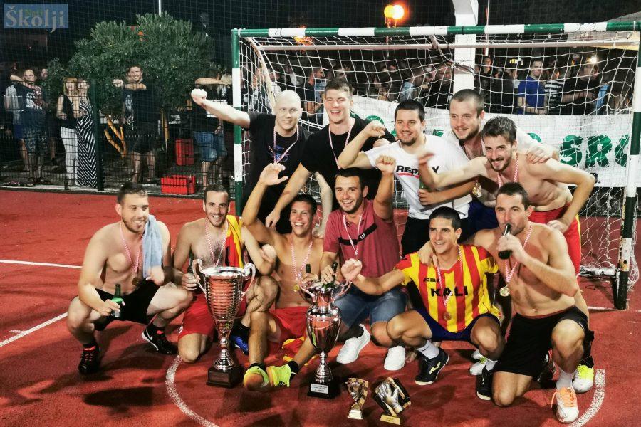 Kaljani osvojili 19. izdanje turnira Pojonsko srce