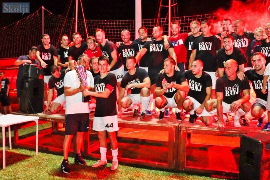 Banju povijesni naslov Kupa otoka