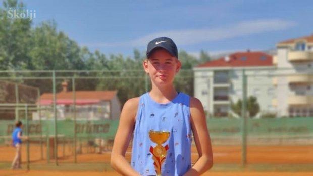 Chiara Jerolimov nova je prvakinja Dalmacije do 16 godina!